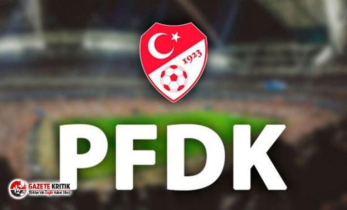 6 Süper Lig kulübüne para cezası