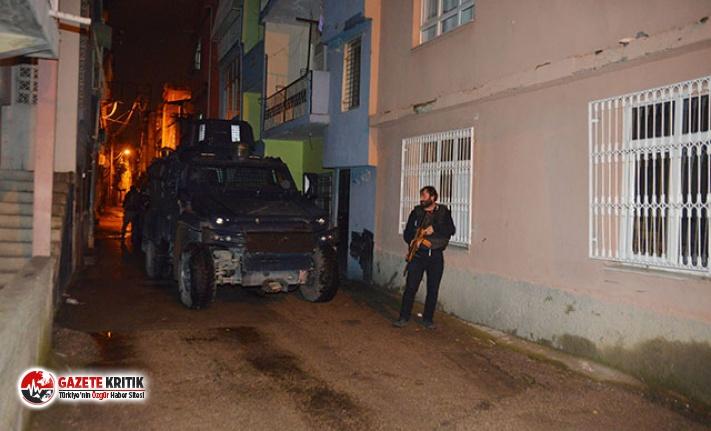 Adana'da yol kenarında EYP ele geçirildi