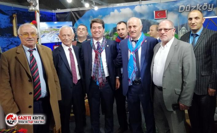 """AHMET KAYA TRABZON GÜNLERİ'NE KATILDI: """"BİZE HER YER TRABZON"""""""
