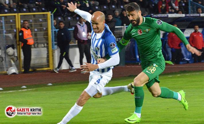 BB Erzurumspor - Akhisarspor: 2-1