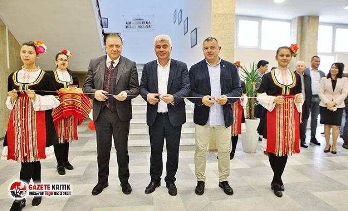 Bulgaristan'ın ilk Balkan kütüphanesi açıldı