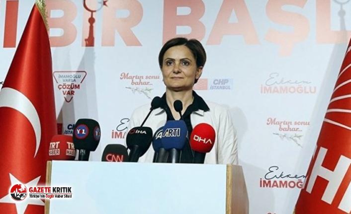 Canan Kaftancıoğlu'ndan bomba açıklama: YSK seçimi iptal edebilir mi?