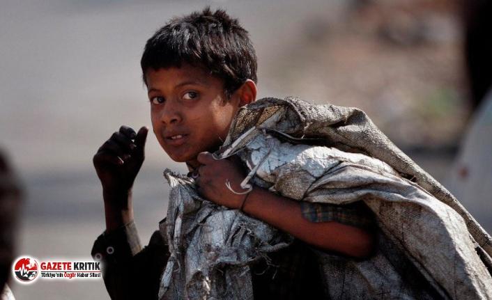 CHP'den 'çocuk emeği sömürüsü' raporu: Türkiye'de kayıt dışı 600 bin çocuk işçi var