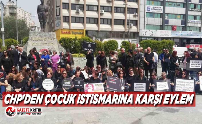 CHP'den çocuk istismarına karşı eylem