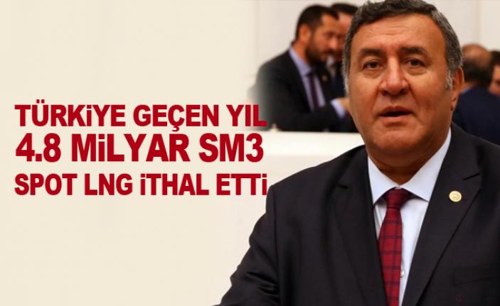 CHP'li Gürer:Türkiye geçen yıl 4.8 milyar...