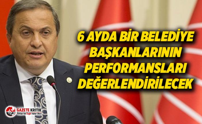 CHP'li Torun: 6 ayda bir belediye başkanlarının...