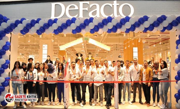 DeFacto, Fas'ta pazar liderliğine oynuyor