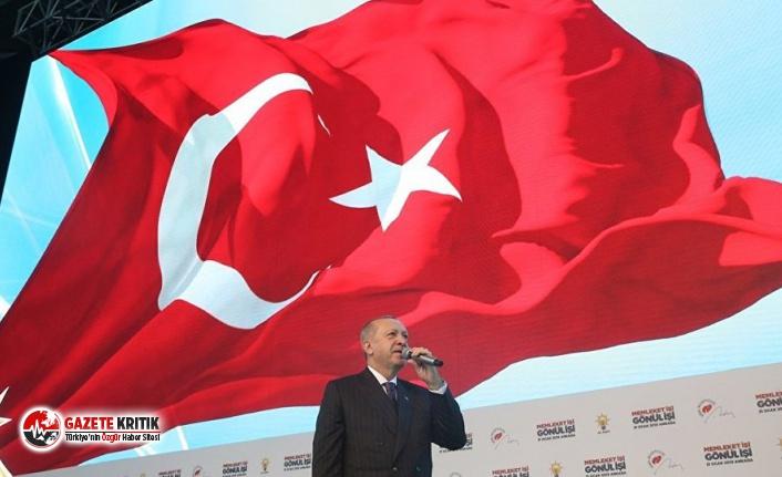 Erdoğan'dan dünyaya barış çağrısı
