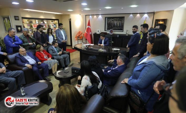 Erhan Kılıç:Buca'yı İzmir gibi CHP'nin yıkılmaz...