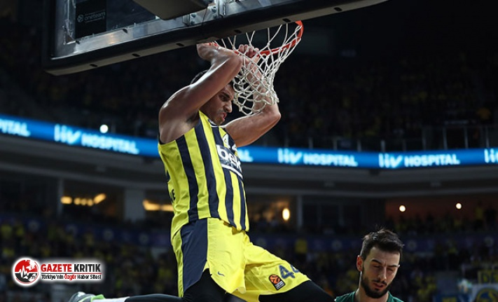 Fenerbahçe Beko - Zalgiris Kaunas: 76-43
