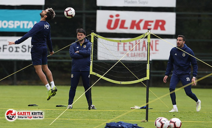Fenerbahçe'de Aytemiz Alanyaspor hazırlıkları sürüyor