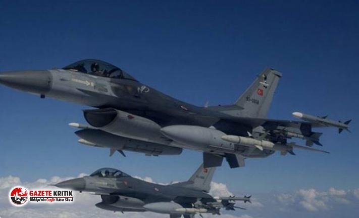 Irak'ın kuzeyinde PKK hedefleri imha edildi