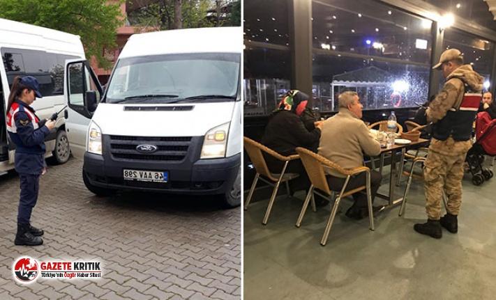 Kahramanmaraş'ta aranan 40 kişi yakalandı