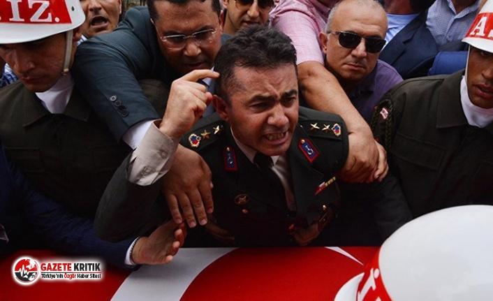 KHK ile ordudan atılan şehit abisi Yarbay Mehmet...
