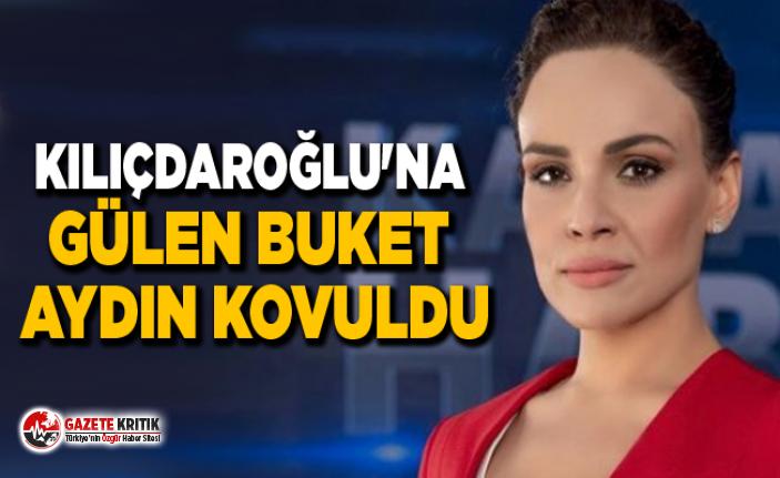 Kılıçdaroğlu'na gülen Buket Aydın kovuldu