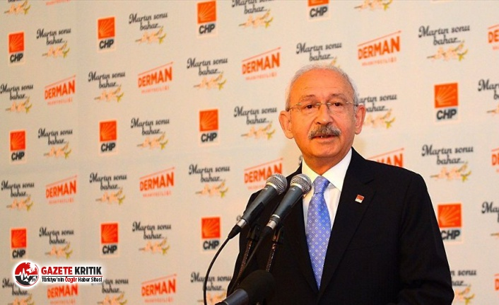 Kılıçdaroğlu:Enkaz edebiyatı istemediğimizi söyledik
