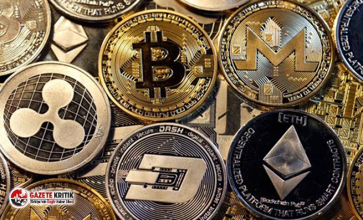 Kriptolarda en büyük 100'den 55'si düştü, Bitcoin 5,267 dolarda
