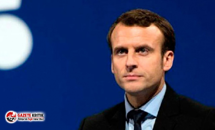 Macron, protestoların son bulması için 'somut...