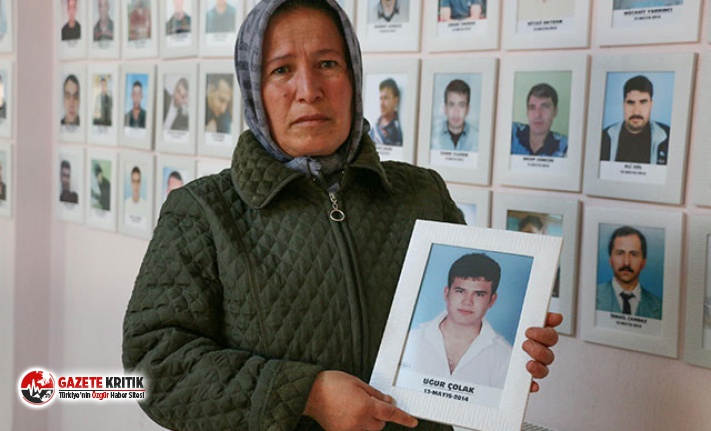 Madenci ailelerinden Can Gürkan'ın tahliyesine tepki