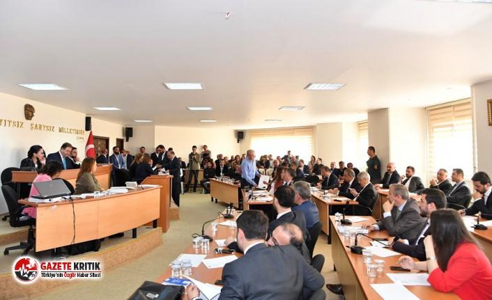 Maltepe Belediye Meclisi yeni üyeleriyle ilk toplantısını yaptı