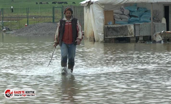 Muş'ta sel ve taşkınlar, ovadaki evleri tehdit ediyor