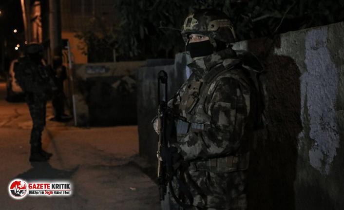 operasyon, gözaltıAnkara'da 1 Mayıs öncesi...