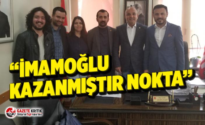 """POLAT: """"İMAMOĞLU KAZANMIŞTIR, NOKTA"""""""