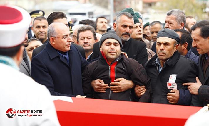 Şehit Sözleşmeli Er Kırıkçı, Ankara'da toprağa verildi
