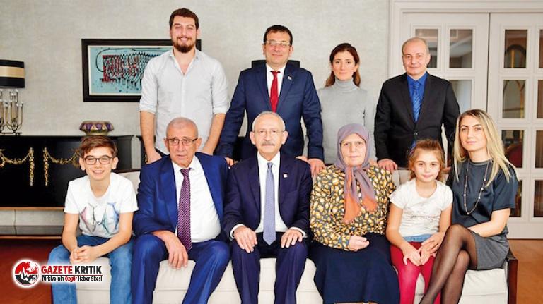 Selim İmamoğlu'ndan babasına:Teşekkürler...