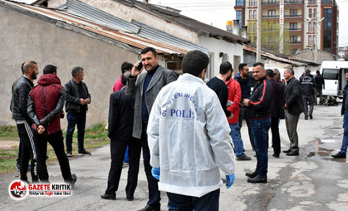 Sivas'ta şüpheli paket polisi alarma geçirdi