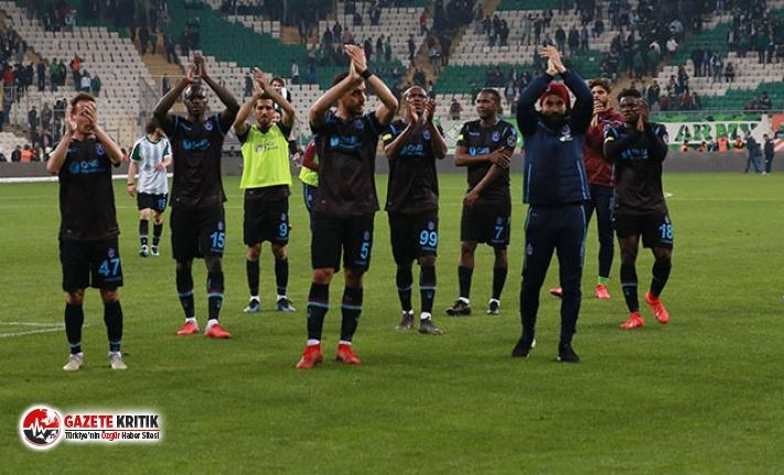 Trabzonspor Avrupa'ya yürüyor