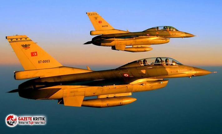Türk jetlerinin taciz iddiasına yalanlama