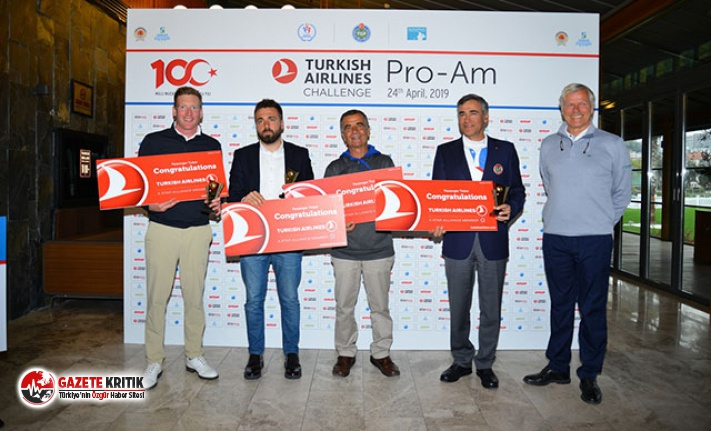 Turkish Airlines Pro-Am'in şampiyonu Klassis oldu