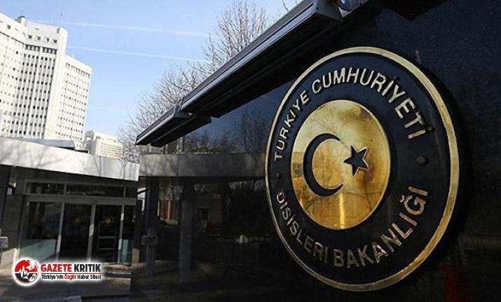 Türkiye'den Sudan açıklaması