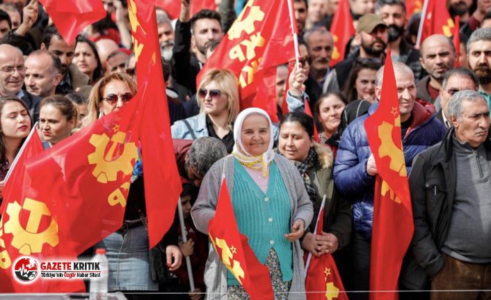 Türkiye Komünist Partisi çağırıyor
