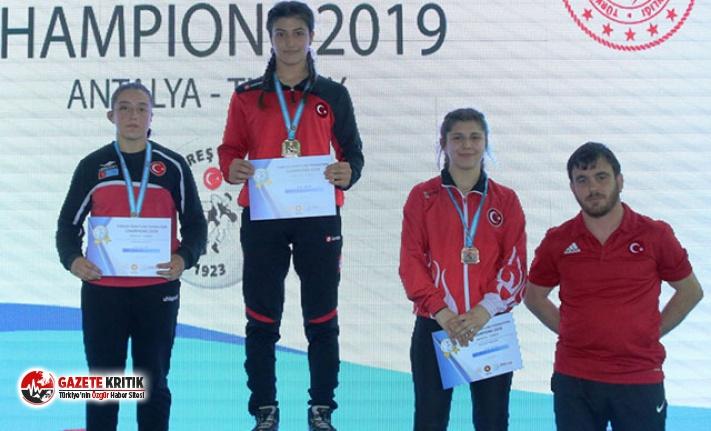Türkiye, Şampiyonlar Turnuvası'nın 2'nci gününde 19 madalya kazandı