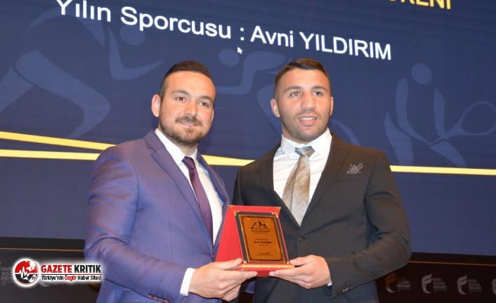 Türkiye Spor Zirvesi ödülleri sahiplerini buldu