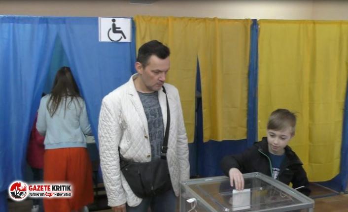 Ukrayna bugün yeniden sandık başında