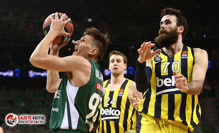 Zalgiris Kaunas - Fenerbahçe Beko: 57-66