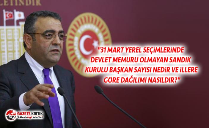 """""""31 MART YEREL SEÇİMLERİNDE DEVLET MEMURU..."""