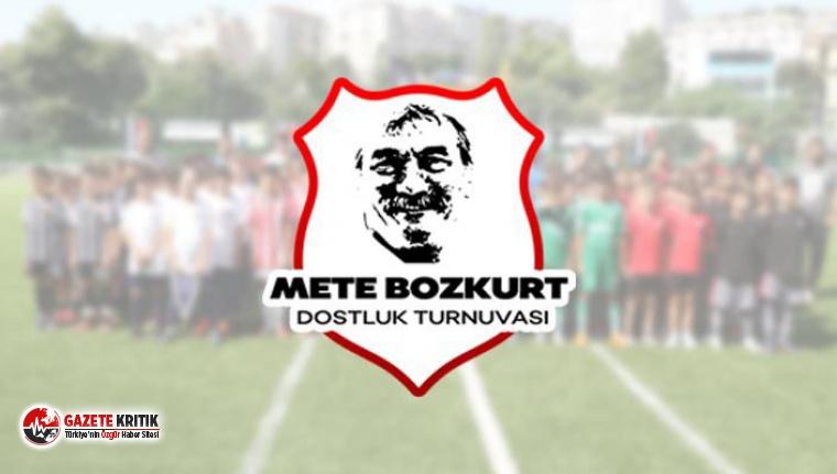 3. Mete Bozkurt Dostluk Turnuvası 16 Haziran'da...