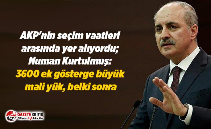 AKP'nin seçim vaatleri arasında yer alıyordu;...