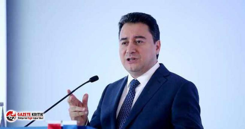 """""""Ali Babacan başkanlık mı istiyor?"""""""