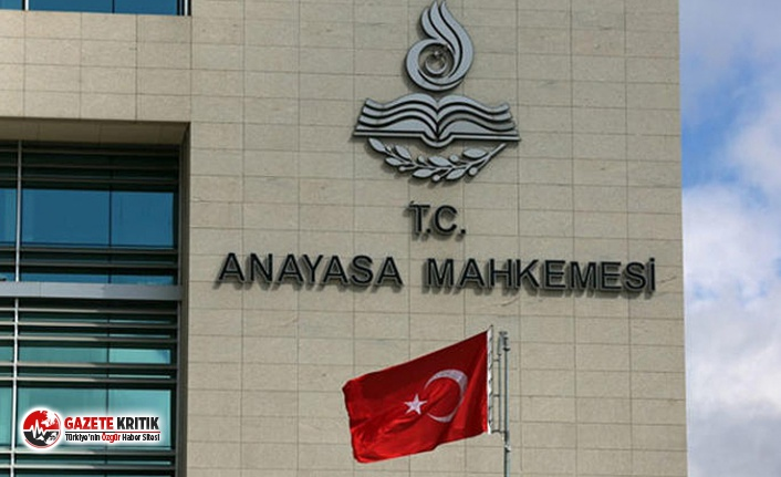 Anayasa Mahkemesi'nden iş insanı Erol Aksoy'a...