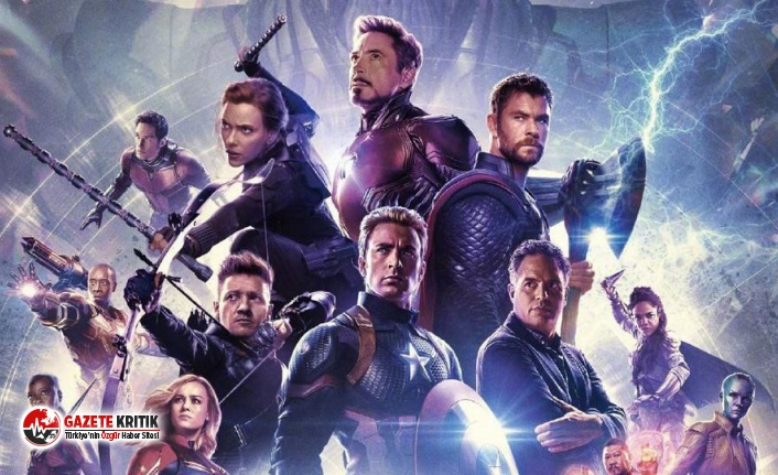 Avengers: Endgame Twitter'ı kasıp kavurdu