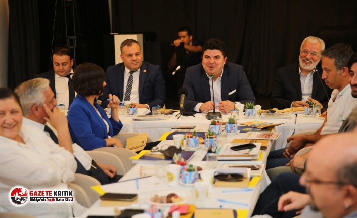 Başkan Kılıç: Atıl değil, işlevsel projeler...