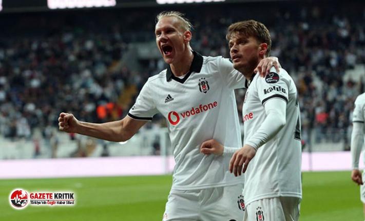 Beşiktaş - Aytemiz Alanyaspor: 2 - 1