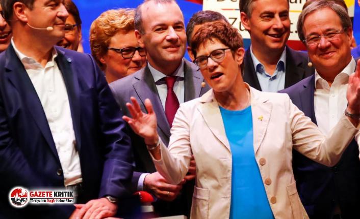 CDU lideri: Erdoğan'a uymadığı için seçim sonucu bozuldu, Türkiye'de oy verme özgürlüğü yok