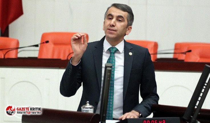 CHP'li Serkan Topal: Şiddet mağdurunun tedavisi estetik kabul edilemez