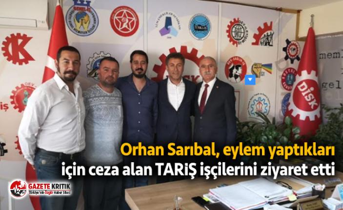 """""""ÇİFTÇİ ÖRGÜTÜ TARİŞ, SENDİKALAŞMAYA KARŞI"""""""